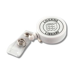 View a larger, more detailed picture of the Retractable Reel with Identity Pass Clip