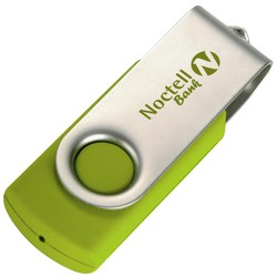 View a larger, more detailed picture of the 2gb Twister Promotional Flashdrive - 7 Day