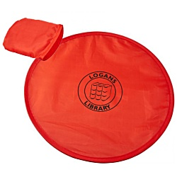 View a larger, more detailed picture of the Foldable Frisbee