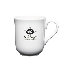 View a larger, more detailed picture of the Bell Antibug Mug - White