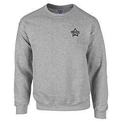 View a larger, more detailed picture of the DISC Gildan Heavyweight Sweatshirt - Printed