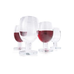 View a larger, more detailed picture of the DISC Jamie Oliver 4 Wine Glass Set