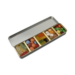 View a larger, more detailed picture of the Slim Tin - Mixed Sweets