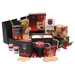 View a larger, more detailed picture of the  Tinsel Time Christmas Hamper