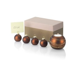 View a larger, more detailed picture of the DISC Candle & Bauble Decoration Set